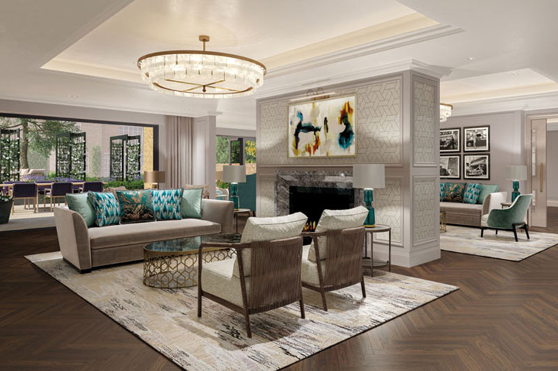 Mulberry Court: a new approach to independent retirement living