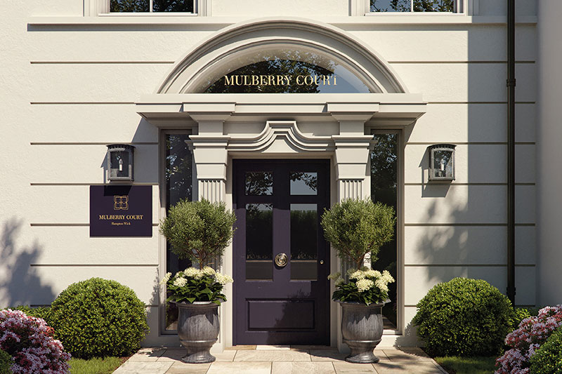 Mulberry Court 25% sold