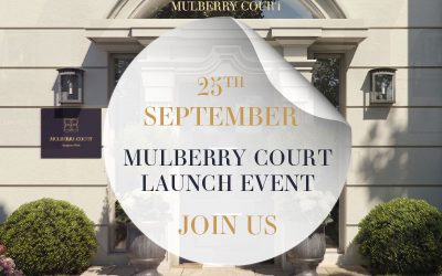 Join us for Mulberry Court launch event on 25th September